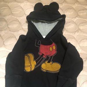 Mickey Ears Sweatshirt by Gap Kids